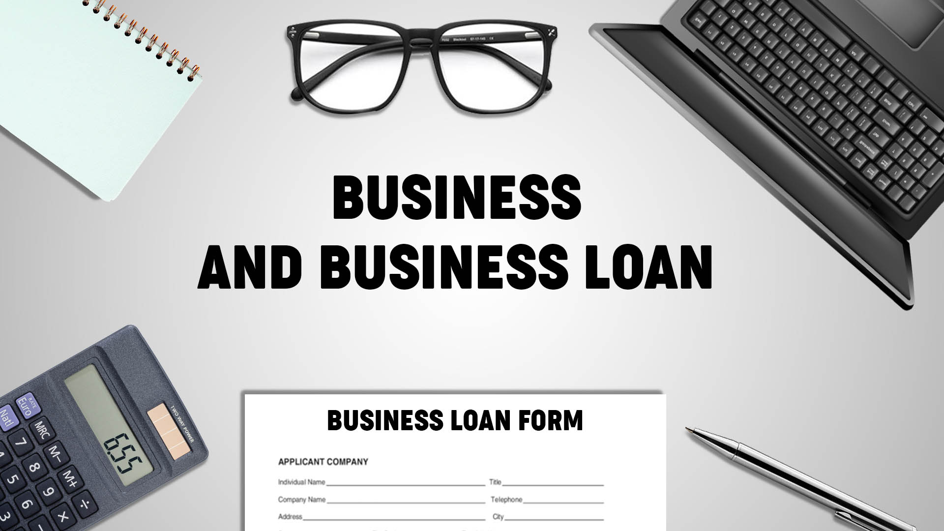 Business and Business loan