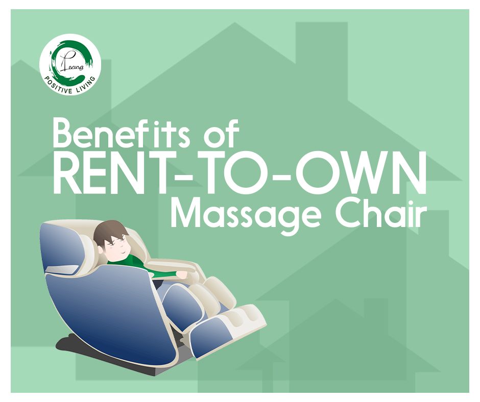 Benefits of Rent-to-Own Massage Chair
