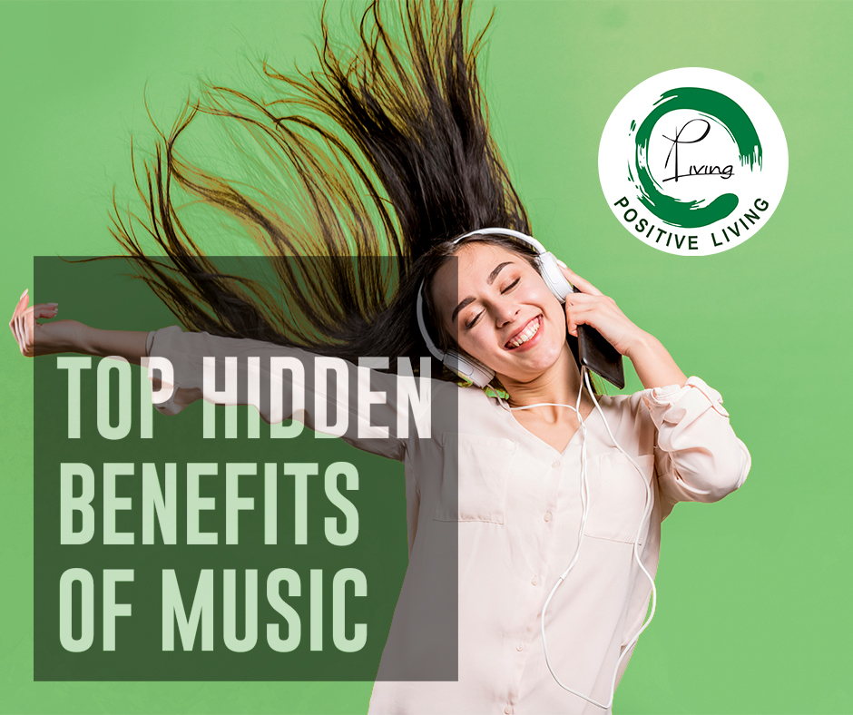top hidden benefits of music