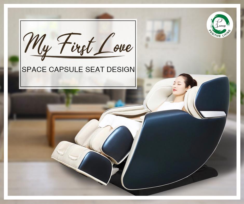 Space capsule design blog
